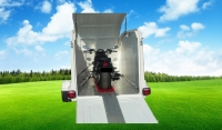 MOTOR  CYCLE  TRAILER..