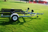 DOUBLE JET SKI TRAILER BUNK TYPE