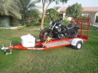 MOTORCYCLE TRAILER SPECIAL