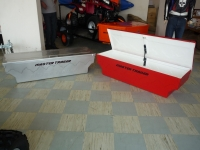 LARGE TOOL BOX FOR LIGHT TRUCKS