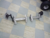 TORSION AXLE